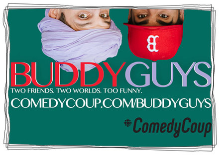 Buddy Guys Comedy Coup